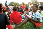 Hope: a TEAM response to Zimbabwe's AIDS crisis