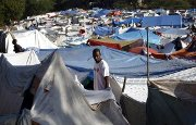 Haitians face homelessness a second time
