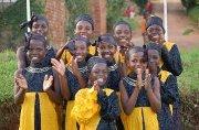 The 2010/2011 Ugandan Orphans Choir begins East Coast tour after delays