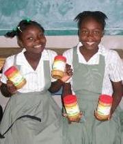Childcare Worldwide's praises from Haiti