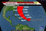 Earl narrowly misses Haiti, but is the country out of the clear?