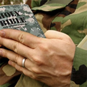Fewer chaplains in the U.S. Military
