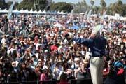 Thousands attend Christian festival