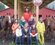 Horse camp changes lives