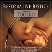 Crossroad Bible Institute offers Restorative Justice Toolkits for churches