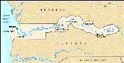 Pakistan disaster overshadows floods in Gambia