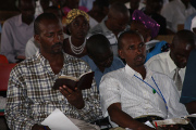 A ministry streamlines resources and mobilization for East Africa