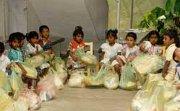 Poverty cycle broken through education and illumination