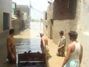 Flood victims still at risk