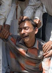 Missionaries pray away demons; possessed man redeemed