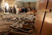 Baghdad attack exacts a deadly price from Christians