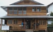 Outpost mission house in Ecuador rededicated
