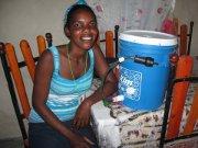 Worst-case scenario realized in Haiti's cholera fight