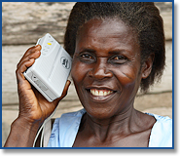 Radios make a difference in lives around the world