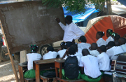 Hurricane could be a setback for Haitian schools, but WWCS will move ahead