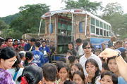 Karen oppression continues in Burma, media blackout continues