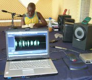 Audio Scripture players help build the church in Mozambique