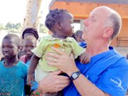 HCJB Global Hands makes prints on Ghana, Burkina Faso