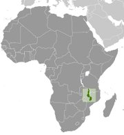 (Malawi map courtesy Wikipedia)
