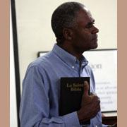 Haitian churches keep on, despite great need
