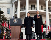 Christians speak out as China's leader visits USA