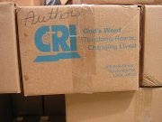 With crate shipped off to India, CRI looks ahead