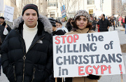 Attacks on Middle East Christians condemned