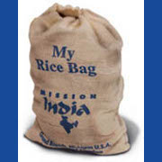 Rice bags, loose change, and the Great Commission