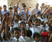 School in crisis raised funds, erected a building in 2010