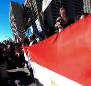 Egypt's power to shift
