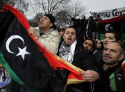 Libya tries to squelch anti-government protests and news