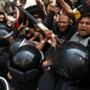 Ministry team forges ahead amidst Egypt's unrest