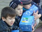 Christmas festivities just now draw to an end for needy children