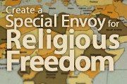Bill introduced for creation of a special envoy for religious freedom