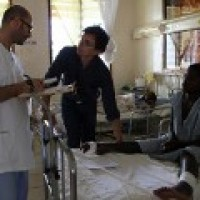 Medical team defies the odds in Zambia