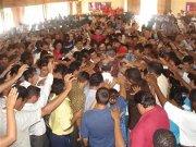 Cuba church growing fast, needs basics