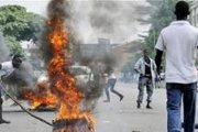 Radio station keeps broadcasting amid Ivory Coast violence