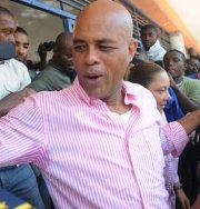 Preliminary results point to Martelly as next president