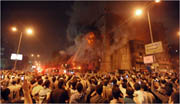 U.S. religious freedom head silent on Egypt