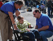 You're needed for wheelchair ministry in Ukraine