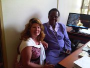AMG looks to partner and expand medical outreach in Uganda
