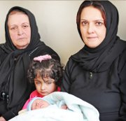 Studies show Afghanistan worst place for mothers