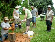 Panama islands see first wells ever