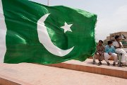 Pakistani youth fed up with nation's bad image