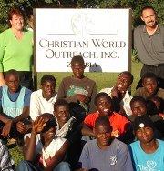 Ostracized street boys embraced in Zambia