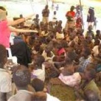 Missions team prevents trafficking with Bible teaching