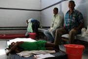 Cholera prompts clinic re-activations in Haiti