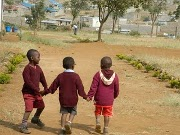 Month of ministry endears team to Kenyan kids