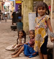 Children's ministry vital for building the church in India