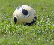 Kids come to Christ with…soccer balls?